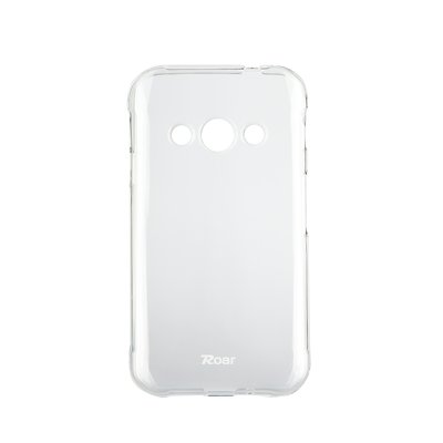Jelly Case Roar - SAM Galaxy Xcover 3 transparent