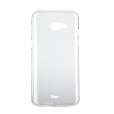 Jelly Case Roar - SAM Galaxy Xcover 4 transparent