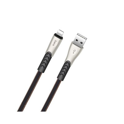HOCO cavo USB Superior speed per Apple Lightning U48 nero