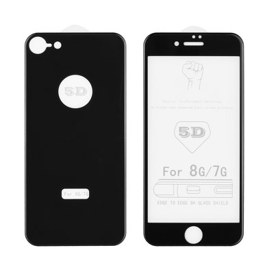5D Full Glue Tempered Glass - APP IPHO 8 (fronte+retro)  4,7