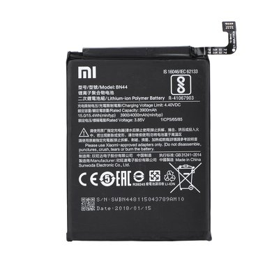 batteria originale Xiaomi BN44 (Redmi Note 5/5 Plus)