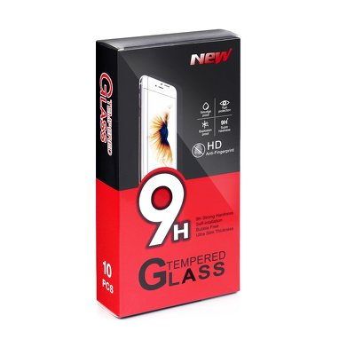 Tempered Glass (SET 10in1) - APP IPHO 6G/6S 4,7