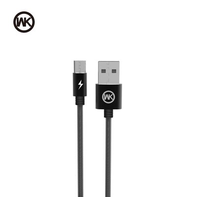 WK-Design cavo USB Monkey WDC-013 Micro USB nero BOX