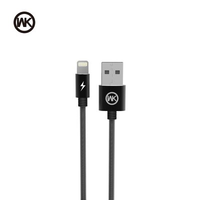 WK-Design cavo USB Monkey WDC-013 Lightning Apple nero BOX