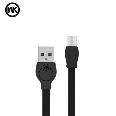 WK-Design cavo USB Fast Speed Micro USB WDC-023 nero