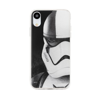 Case with licence Huawei Mate 20 Lite Star Wars grey (001)