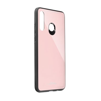 GLASS Case per HUAWEI Y5P rosa