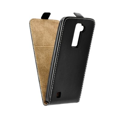 SLIM Flexi Fresh VERTICAL CASE - LG K10 2017 nero