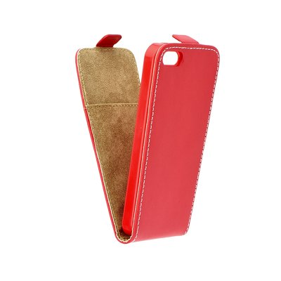 SLIM Flexi Fresh VERTICAL CASE - APP IPHO 7 / 8  Red