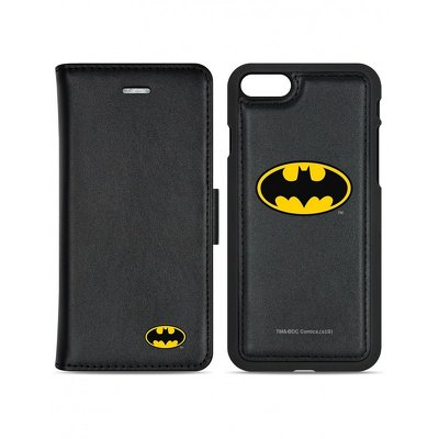 Case with licence IPHO 6 / 6S Magnetic Wallet + Case Batman 024 black