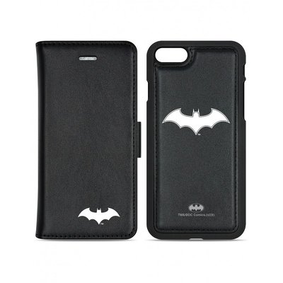 Case with licence IPHO 6 / 6S Magnetic Wallet + Case Batman 025 black