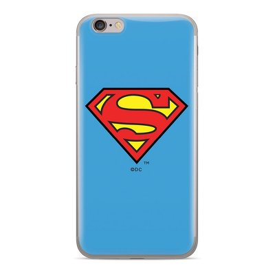 Case with licence SAM Galaxy A20e Superman blue 002