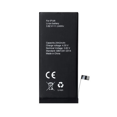 Batteria per Iphone XR 2942 mAh Polymer BOX