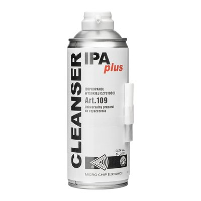 CLEANSER IPA PLUS 400 ml spray