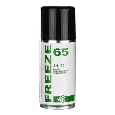 Gel per congelare -65 ° C infiammabile 150 ML